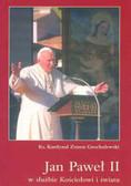 Praca zbiorowa - Jan Paweł II w służbie kościołowi