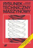 Dobrzański Tadeusz - Rysunek techniczny maszynowy /WNT/
