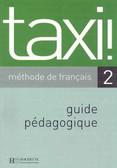 Taxi 2 Przewodnik metodyczny