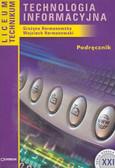 Technologia informacyjna LO podr +CD