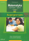 Daszczyńska Zofia - Matematyka Repetytorium 1 Arytmetyka i algebra