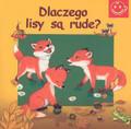 Praca zbiorowa - Dlaczego lisy są rude