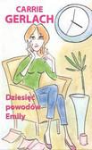 Dziesięć powodów Emily /broszura/