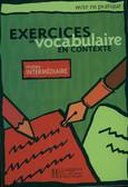 Exercises de vocabulaire Podręcznik ucznia