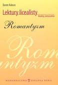 Kochan Agnieszka - Lektury licealisty Romantyzm /Zielona Sowa/