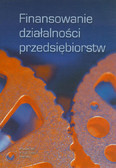 Stacharska-Targosz J. (red.) - Finansowanie działalności przedsiębiorstw