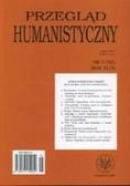 Praca zbiorowa - Przegląd humanistyczny 5