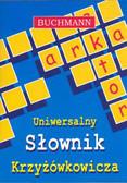 Praca zbiorowa - Uniwersalny słownik krzyżówkowicza /niebieski/