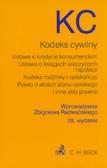 Radwański Zbigniew (wprow.) - Kodeks cywilny i inne teksty prawne