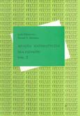 Górniewicz Lech, Ingarden Roman S. - Analiza matematyczna dla fizyków t.2