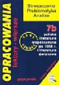 Stopka Dorota - Opracowania 7b Polska literatura współczesna po 1956 r. i Literatura światowa