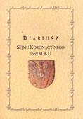 Przyboś Kazimierz - Diariusz sejmu koronacyjnego 1669 roku