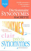 Dictionnaire des synonymes Poche  1