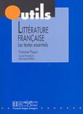 Litterature francaise 1