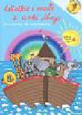 Kolorowanka Wielkie i małe arki Noego