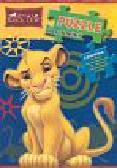 Disney - Król Lew Puzzle i naklejki