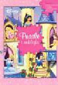 Disney - Księżniczki Puzzle i naklejki