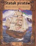 Statek piratów Książka z rozkładanymi obrazkam