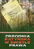 ks.Z.Peszkowski, G.Jędrejek - Zbrodnia katyńska w świetle prawa