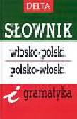 Praca zbiorowa - Słownik włosko-polski polsko-włoski+gramatyka