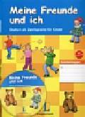 Meine Freunde und ich. Deutsch als Zweitsprache fur Kinder. Płyta CD i teczka