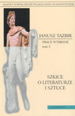 Praca zbiorowa - Szkice o literaturze i sztuce T 5