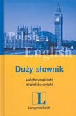 Praca zbiorowa - Słownik Duży pol-ang ang-pol Edycja specjalna