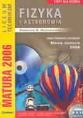 Praca zbiorowa - Fizyka matura 2006 Operon