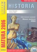 Pustuła Edyta, Tulin Cezary - Historia Matura 2006 Testy. Zakres podstawowy i rozszerzony