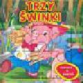 Praca zbiorowa - Trzy świnki Czytanki z puzzlami