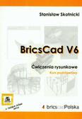 Bricscad V6 ćwiczenia rysunkowe kurs podst.