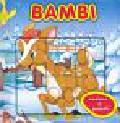 Praca zbiorowa - Bambi Czytanka z puzzlami