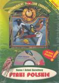Ptaki polskie /Europa/+CD/