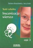 Broszkiewicz Barbara Jarek Je - Teatr szkolny cz 3 Inscenizacja