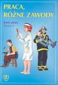 Polkowska Irena - Praca różne zawody karty pracy 4