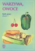 Polkowska Irena - Warzywa i owoce karty pracy 1