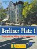 Lemcke Christiane, Rohrmann Lutz, Scherling Theo - Berliner Platz 1. Deutsch im Alltag fur Erwachsene. Niveau A1. Podręcznik i zeszyt ćwiczeń