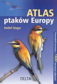 Praca zbiorowa - Atlas ptaków Europy
