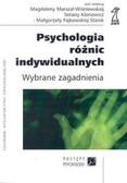 Praca zbiorowa - Psychologia różnic indywidulanych