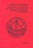 Die Rolle der Stadtgemeinden und burgerlichen Genossenschaft im Hanseraum in der Entwicklung und Vermittlung des gesellschaftlichen und kulturellen Gedankengutes im Spatmittelalter