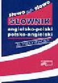 Praca zbiorowa - Słownik anielsko-polski polsko-angielski Słowo za słowo