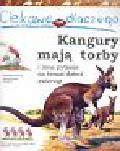Wood Jenny - Ciekawe dlaczego kangury mają torby