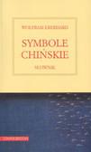 Eberhard Wolfram - Symbole chińskie. Słownik