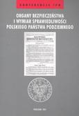 Organy bezpieczeństwa i wymiar sprawiedliwości polskiego państwa podziemnego