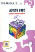 Access 2002 elementy pak Office XP Ćwiczenia