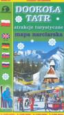 Siwicki Michał - Dookoła Tatr mapa narciarska
