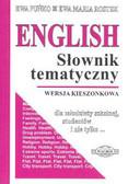 Puńko Ewa, Rostek Maria Ewa - English Słownik tematyczny