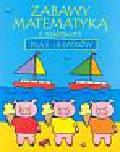 Watt Fiona - Zabawy matematyką z naklejkami dla 5-6 latków