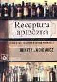 Jachowicz Renata - Receptura apteczna 207550130