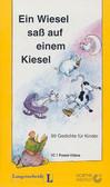 Ein Wiesel sass auf einem Kiesel. 99 Gedichte fur Kinder. Kaseta wideo 1 (Poesie-Videos)